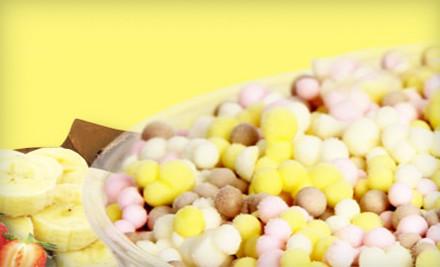 Spudniks Snack Foods Dippin' Dots