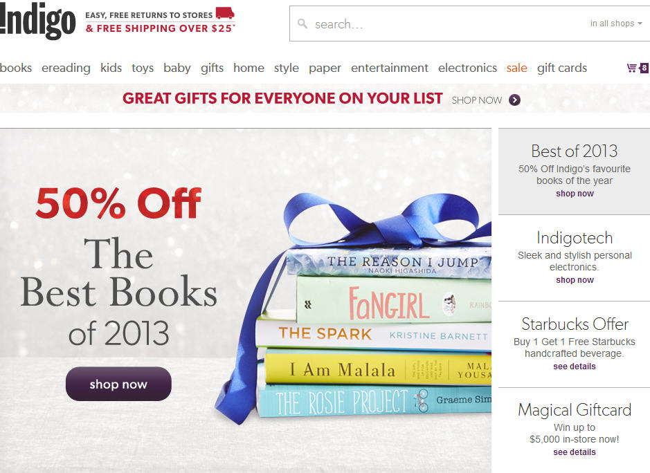 Chapters discount coupon