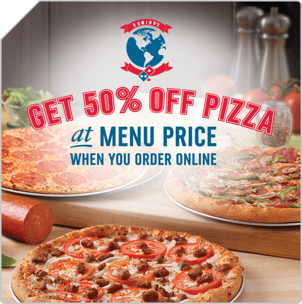 Dominos delivery coupons 2019