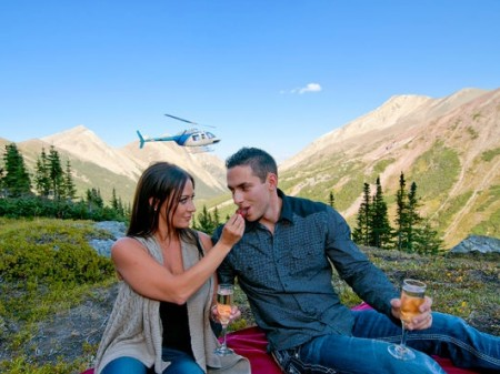 Rockies Heli Tours Canada - Icefield Adventure Base