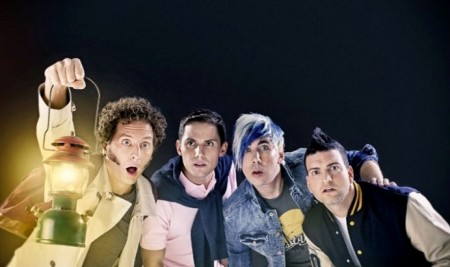 Marianas Trench with Very Special Guests Walk Off The Earth