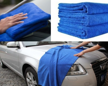Microfiber Shammy Towels