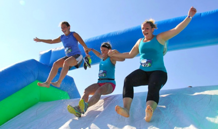 Insane inflatable 5k 49 for registration for one on for Insane inflatable 5k shirt