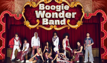 Boogie Wonder Band: One G-Pass on Friday, December 29, at 7